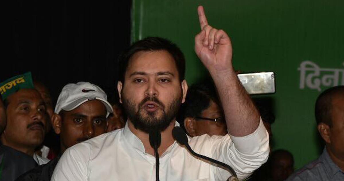 2019 Lok Sabha elections to be a fight between ideologies, says Tejashwi Yadav