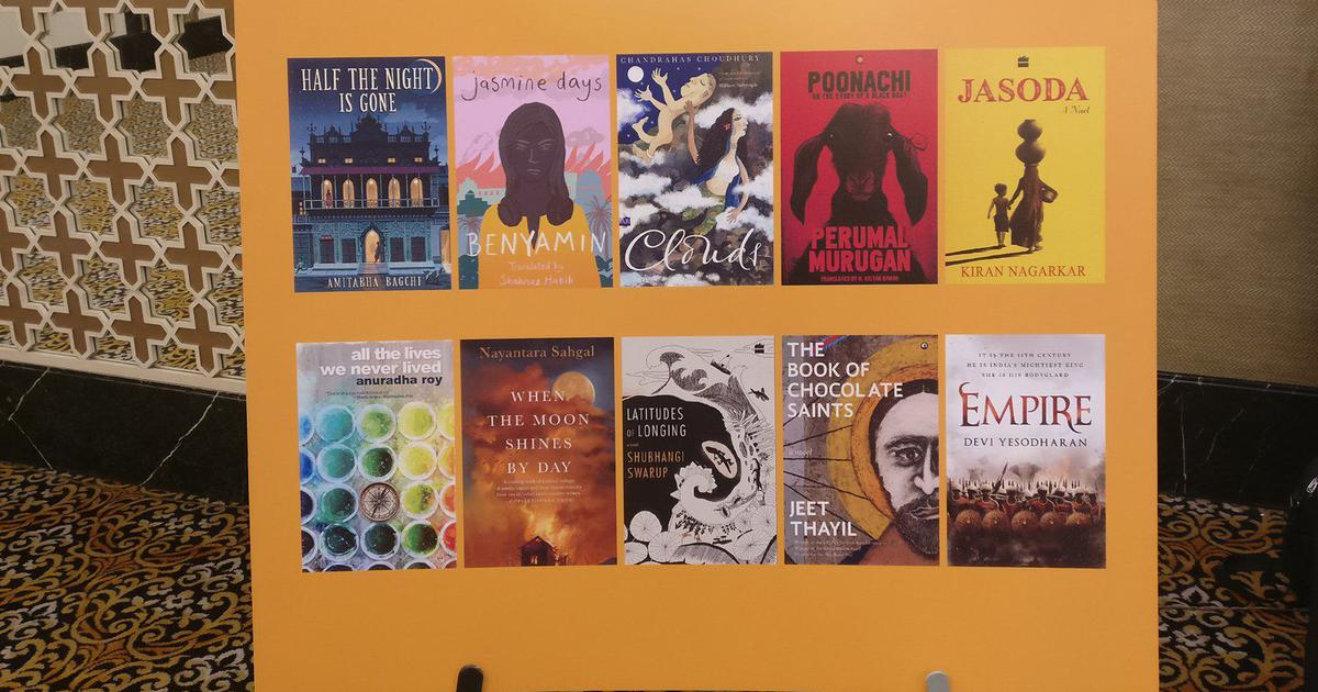 The JCB Prize for Literature announces its very first longlist of ten titles for 2018