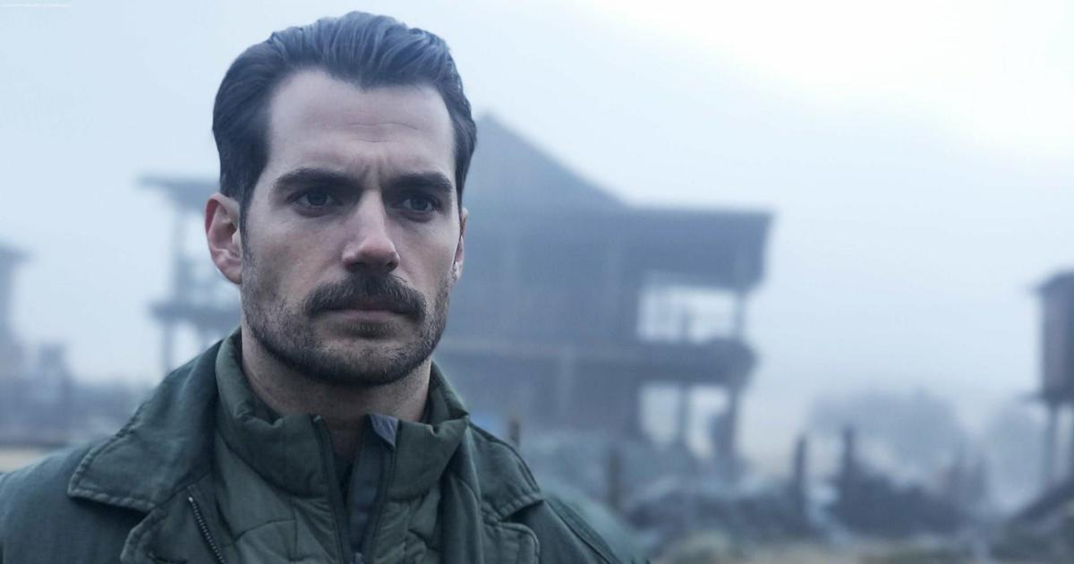 Henry Cavill to lead Netflix fantasy drama 'The Witcher'