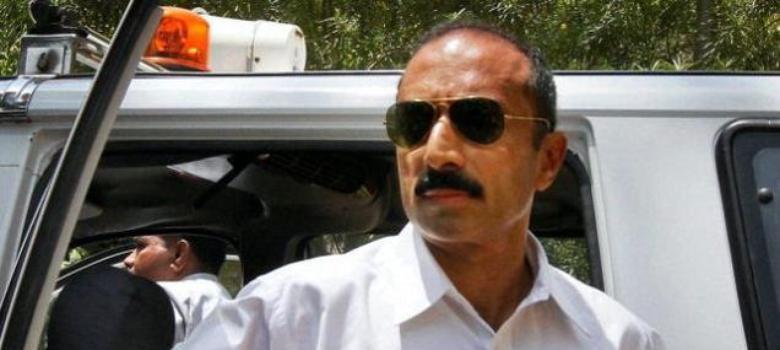 Gujarat: Former police officer Sanjiv Bhatt arrested for allegedly framing lawyer in 1996 case