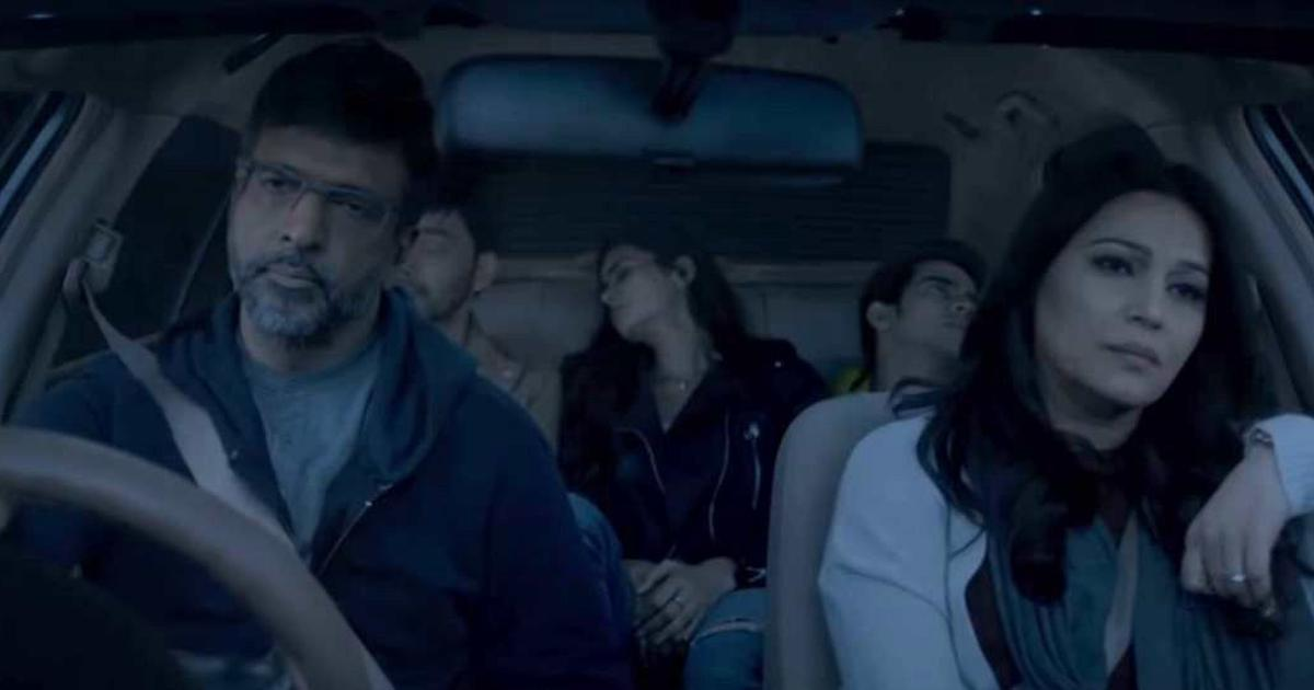 'Lupt' trailer: A road trip goes terribly wrong in this horror film starring Jaaved Jaaferi