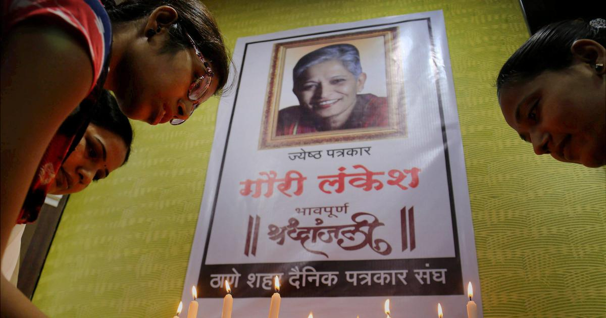 A year after Gauri Lankesh's murder, journalists in India continue to face dangers, says Amnesty