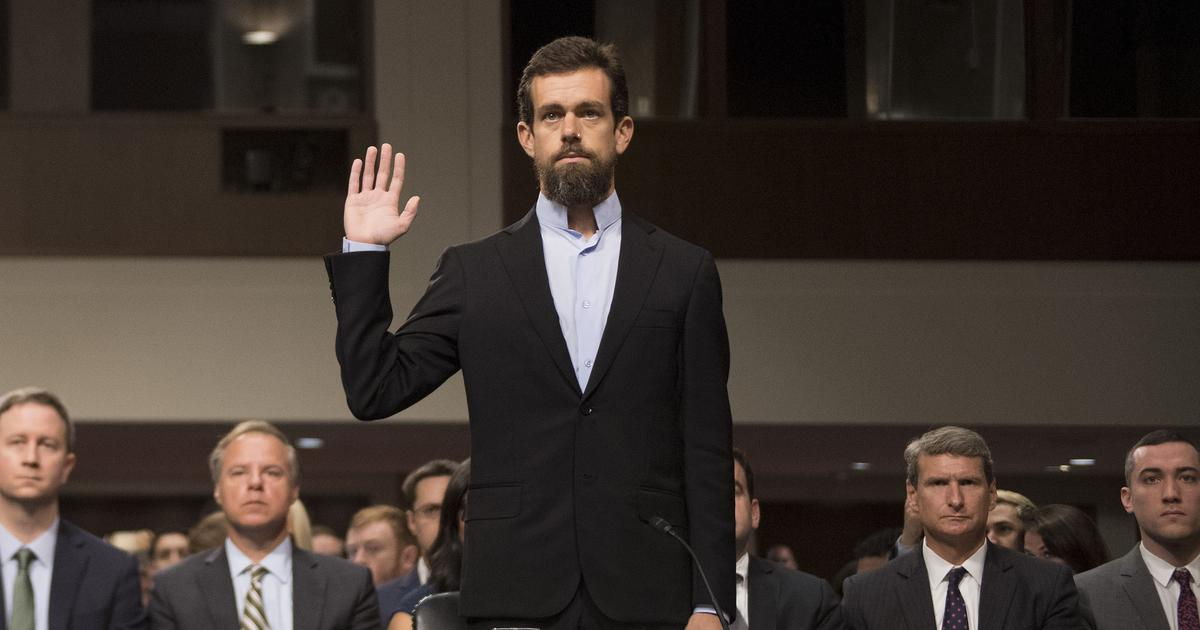 Twitter was unprepared for misinformation campaigns over the last few years, its CEO tells US Senate
