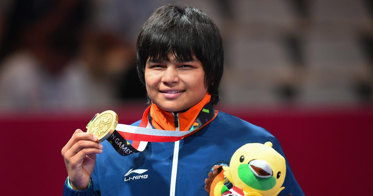 I could've won gold if I had state assistance, says Asiad bronze medallist wrestler Divya Kakran