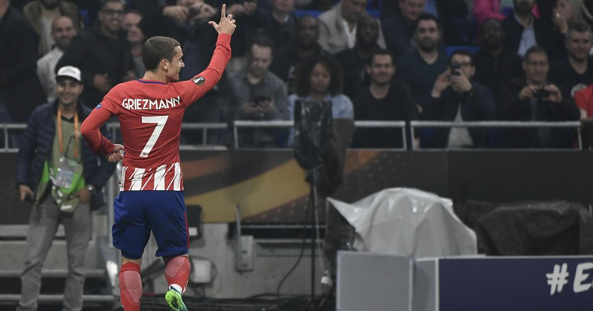This time I have won three finals: Griezmann makes case for Ballon d'Or after Fifa snub