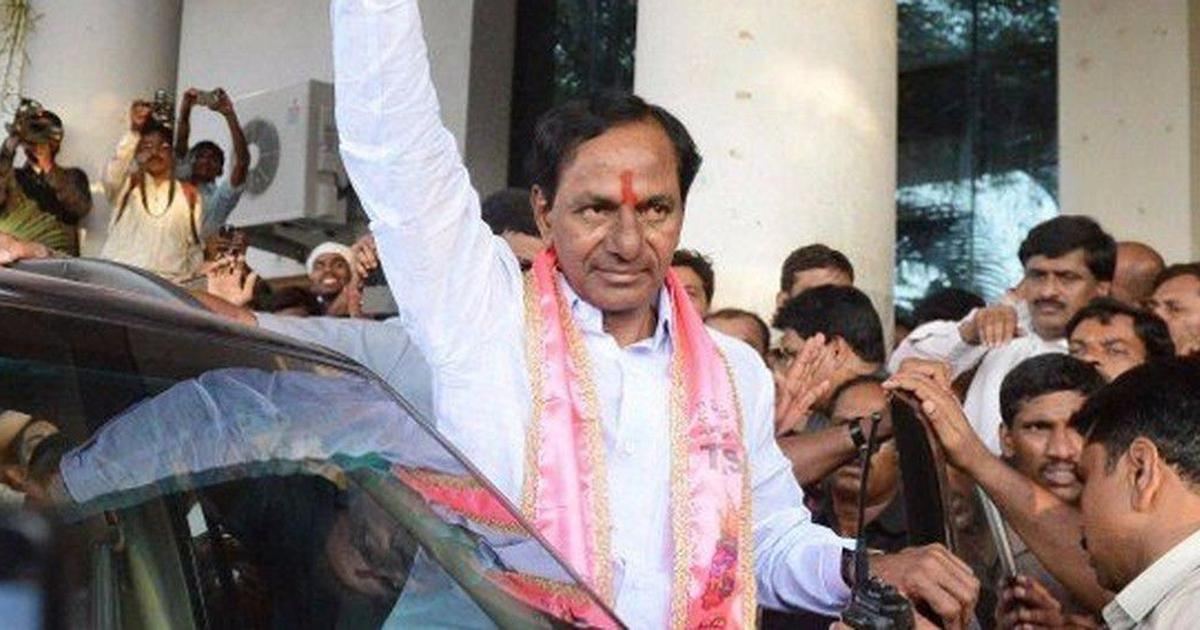 Telangana CM calls Rahul Gandhi the 'biggest buffoon', rules out alliance with BJP