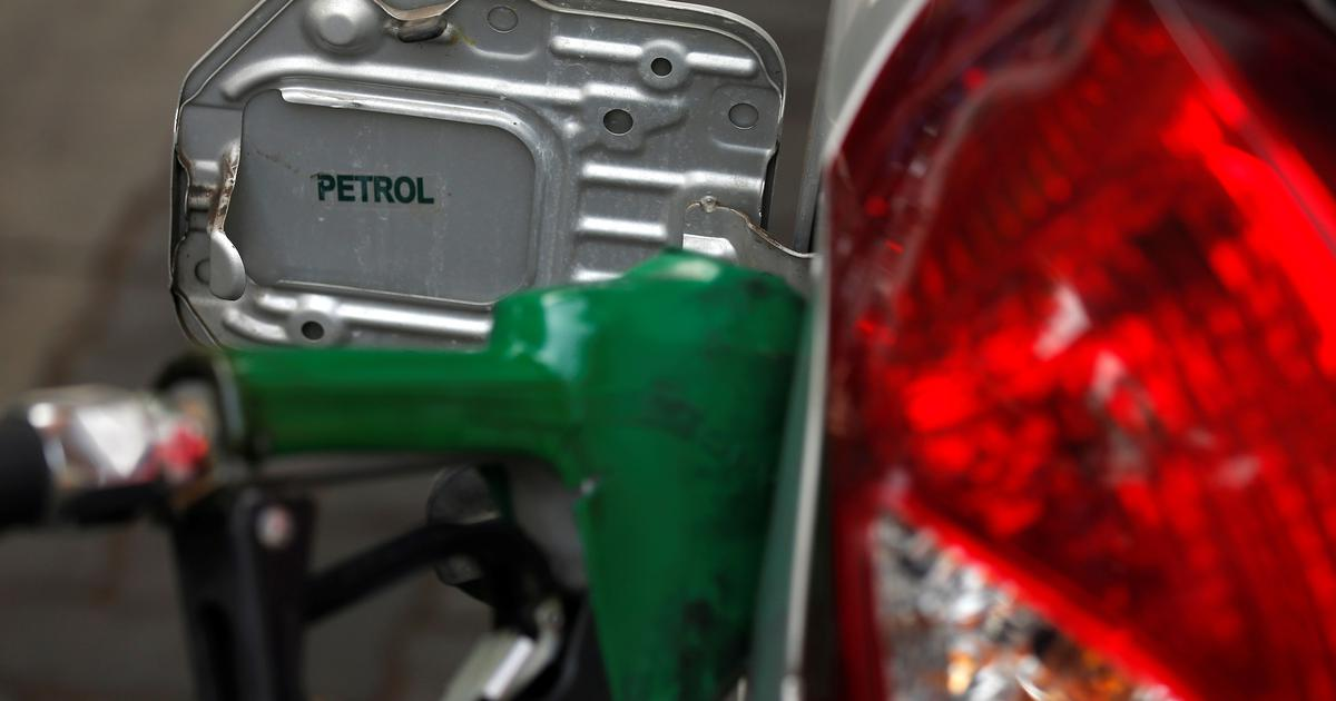 Fuel prices again rise to record highs as rupee continues to weaken against the US dollar