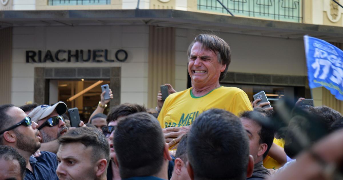 Brazil: Presidential candidate Jair Bolsonaro stabbed during rally in Minas Gerais