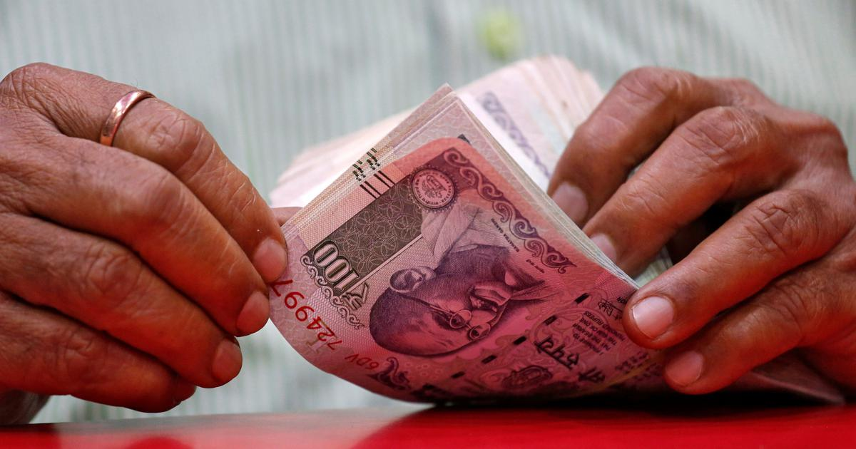 Rupee strengthens against the US dollar, closes at 71.73
