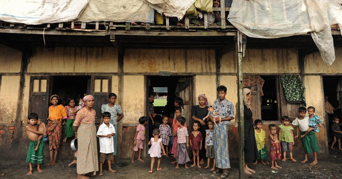 Roll call of horror: Meet Myanmar's military officers who orchestrated ethic cleansing of Rohingya