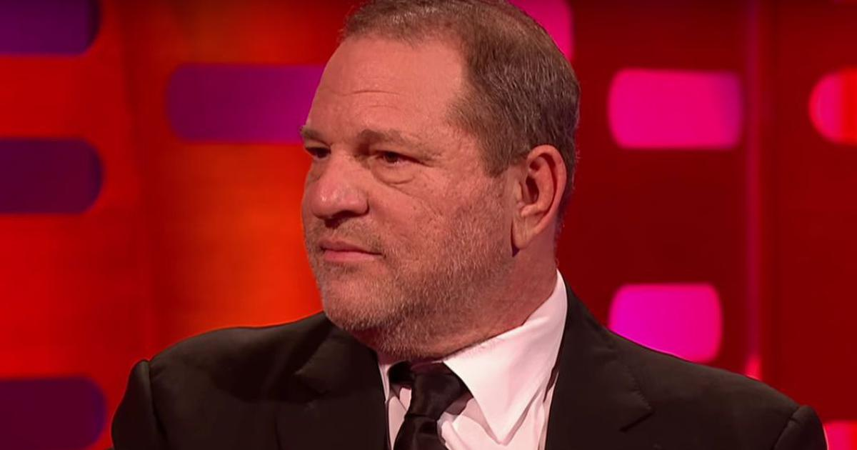 Film script about Harvey Weinstein's assistant turns up at Toronto film festival market
