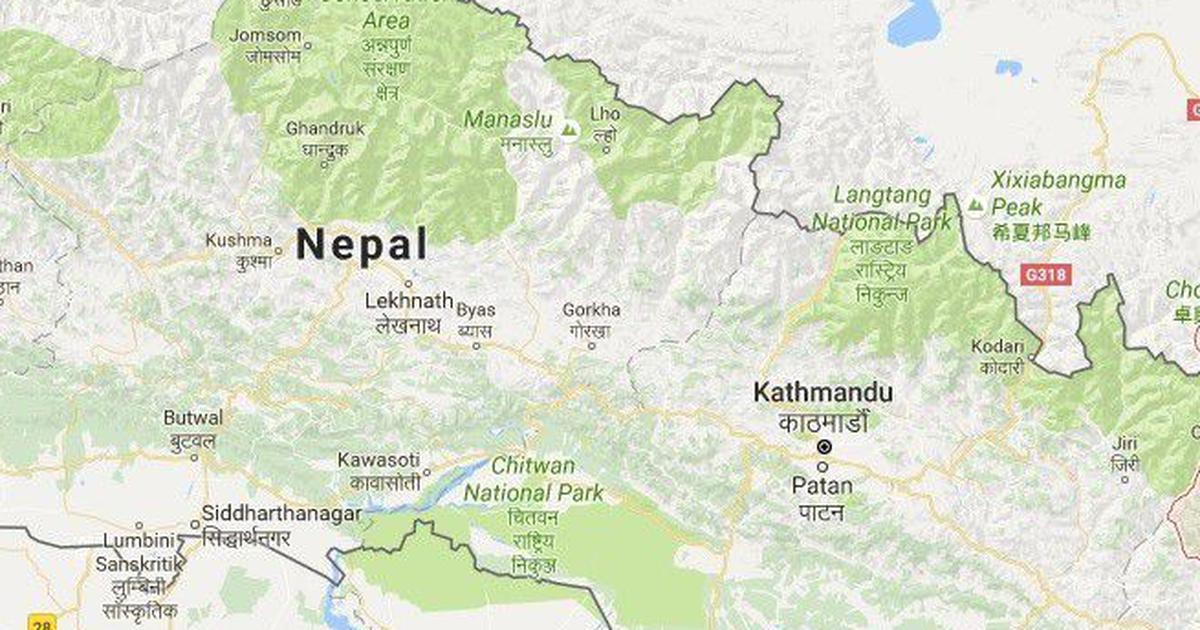 Nepal: Six die, one survives as helicopter crashes in forest area