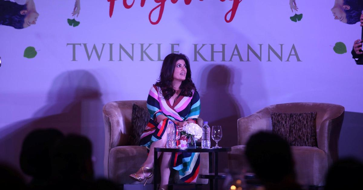 Twinkle Khanna on writing her first novel: 'It is the story that tells you what form it needs'
