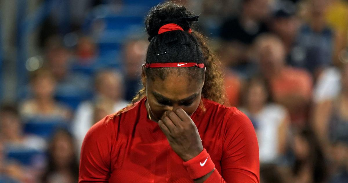 I'm here fighting for women's rights: Serena Williams accuses umpire of sexism after being penalised