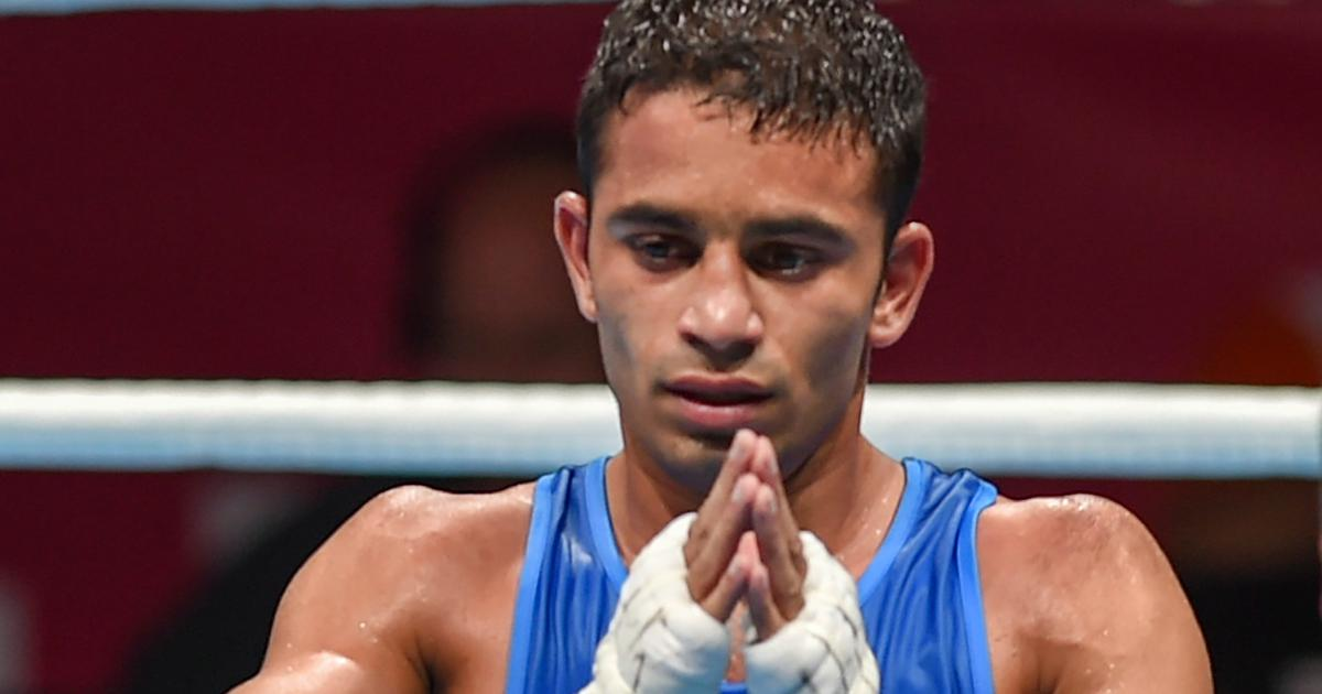 Asiad champion Amit Panghal might not get Arjuna award because of doping ban in 2012: Report