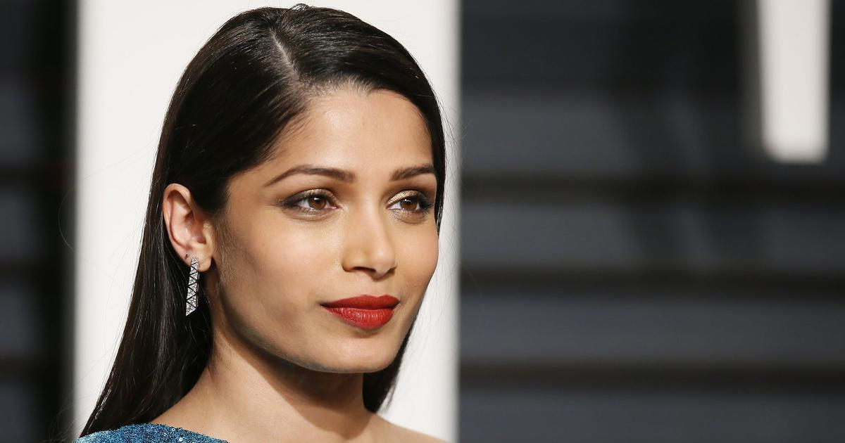Freida Pinto on 'Love Sonia' and making it in Hollywood: 'I am accepting now that I have a voice'