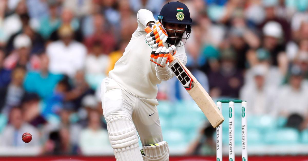 Jadeja, Vihari lead India's fightback but England open up comfortable lead at the end of day three