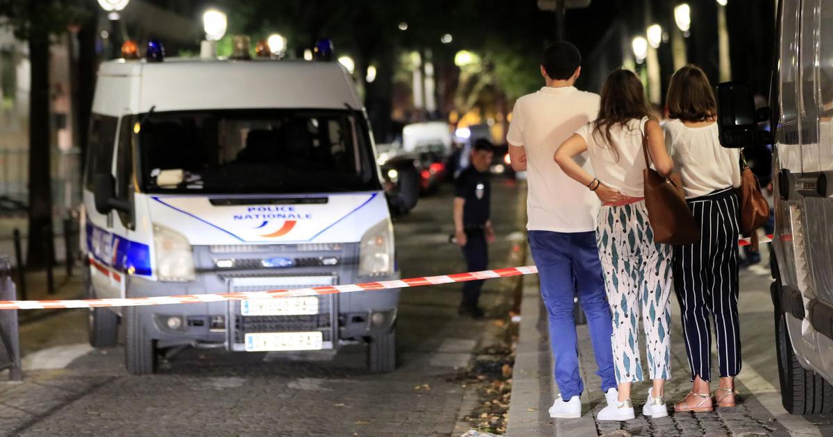 France: Seven injured in knife attack in Paris