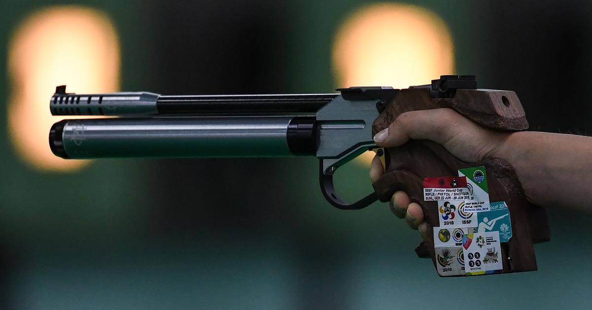 Shooting World Championship: Junior men's skeet team stays in hunt, Anish Bhanwala misses final