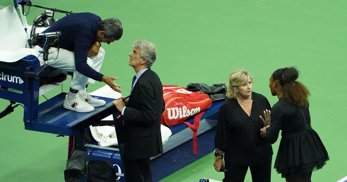 Ramos acted with professionalism and integrity: ITF backs umpire over Serena row in US Open final