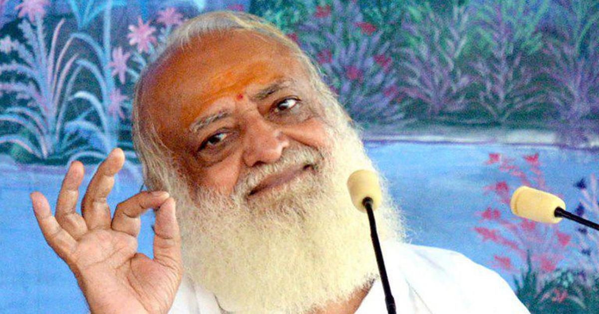 Asaram files mercy plea with Rajasthan governor seeking dilution of life sentence