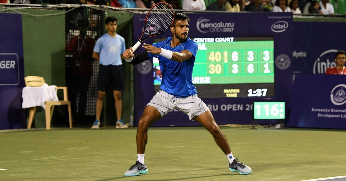Indian tennis roundup: After Davis Cup refusal, Sumit Nagal loses in Challenger qualifiers