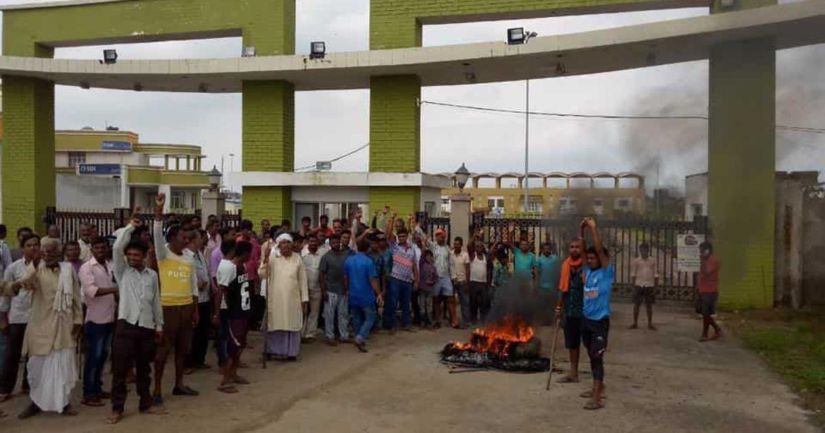 Bihar: Villagers hold power employees hostage in Aurangabad for third straight day