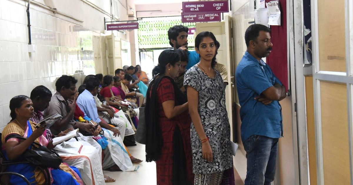 In Kerala, leptospirosis spread faster than the health department's warnings after floods