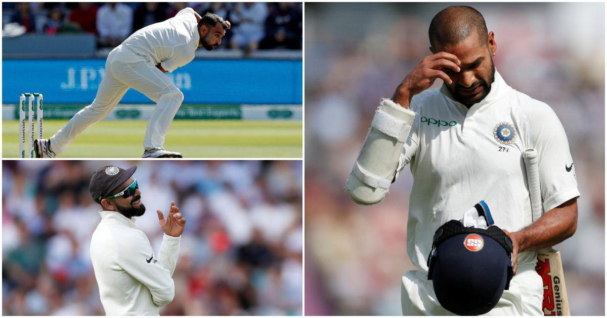 Time up for Dhawan, Kohli's captaincy under scanner and more: Takeaways from the India-England Tests