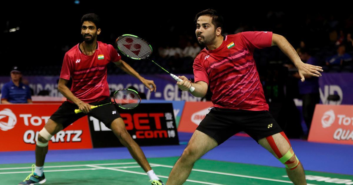 Japan Open: Manu Attri and B Sumeeth Reddy stun Olympic silver medallists