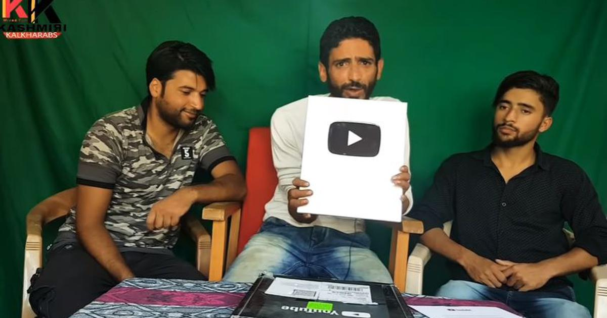 These young Kashmiris are spreading smiles in the Valley with their YouTube videos