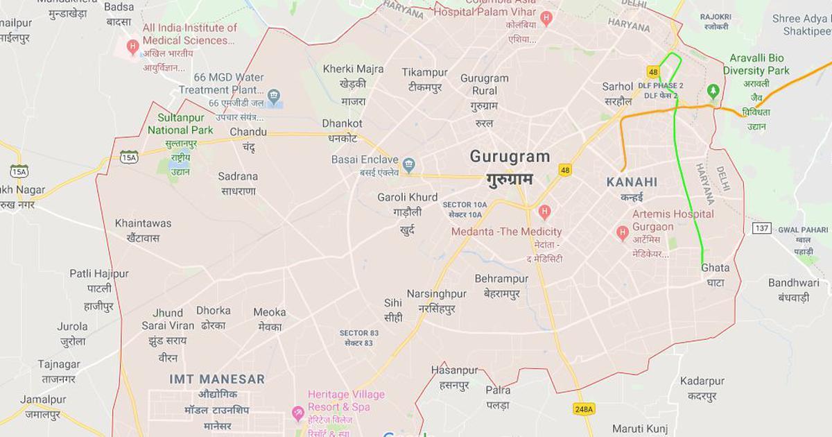 Gurugram: Municipal corporation seals mosque, claims it was too close to IAF depot