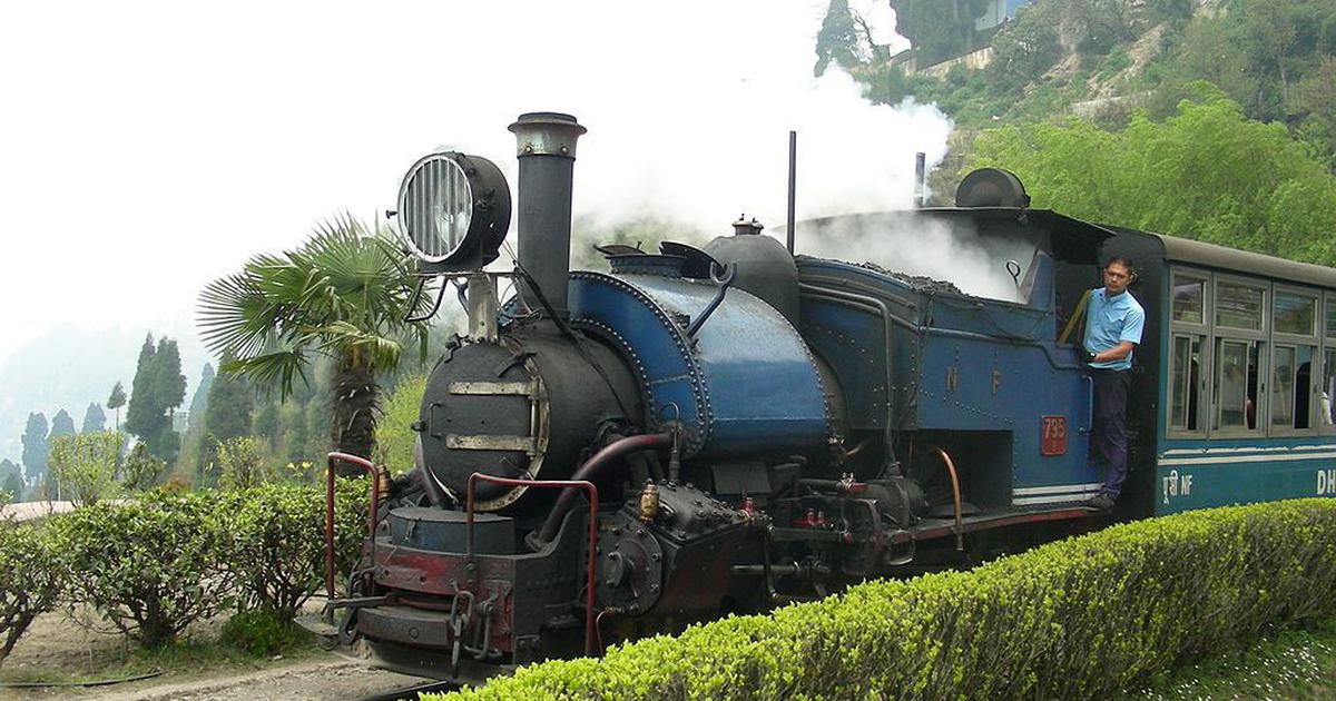 Darjeeling toy train operations suspended after workers go on strike over unpaid salaries
