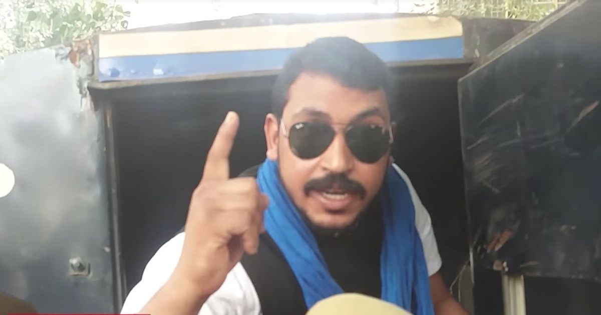 UP: Bhim Army chief Chandrashekhar Azad walks out of jail, vows to continue fight against injustice