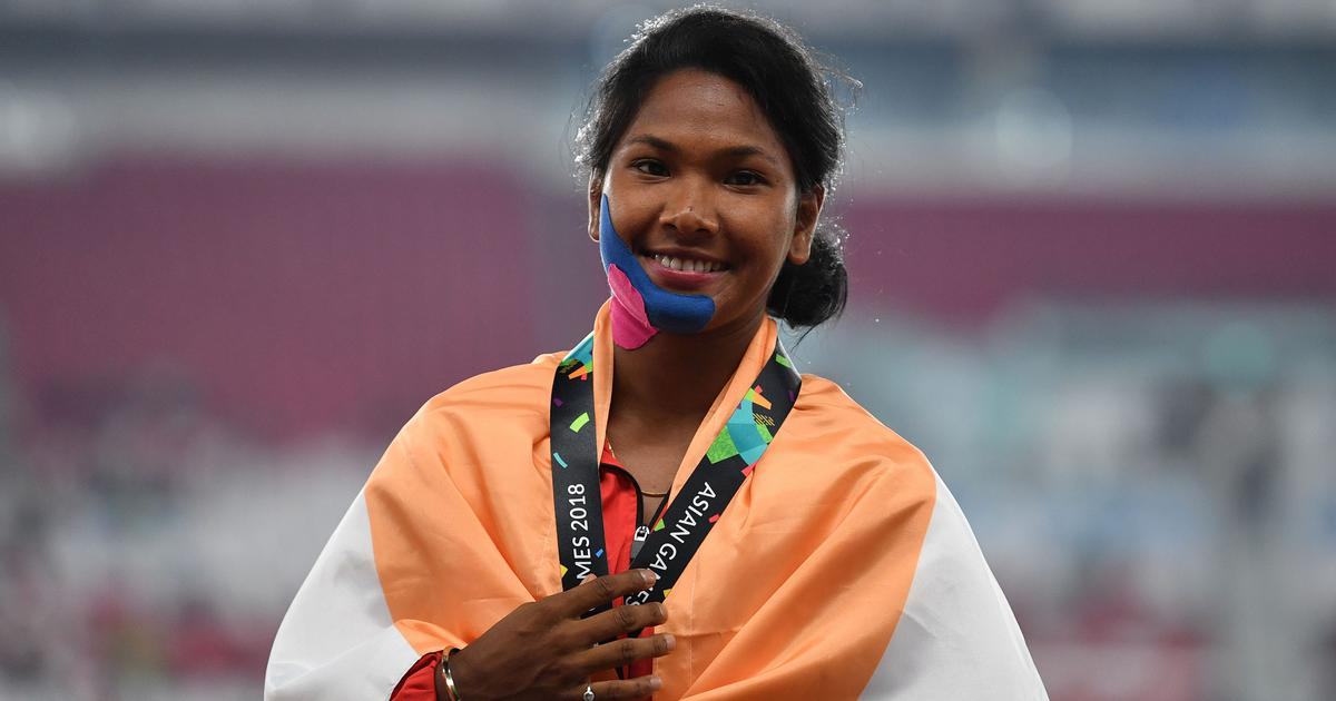 Asian Games gold medallist Swapna Barman to get customised shoes from Adidas