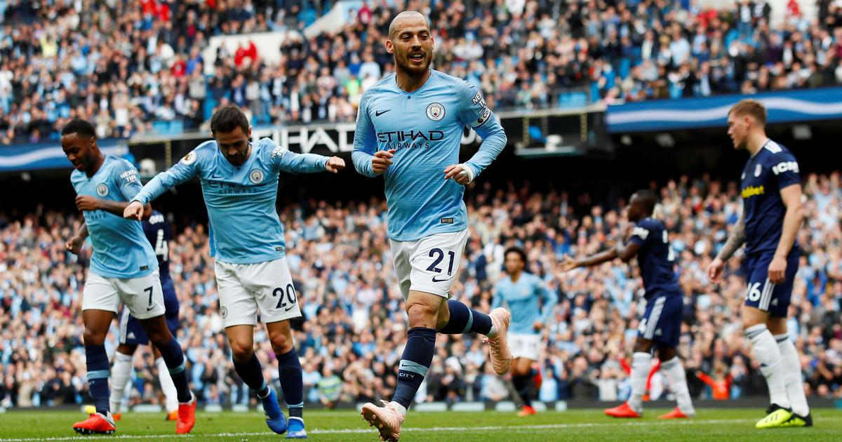 Manchester City maintain unbeaten start to the season with 3-0 win over Fulham