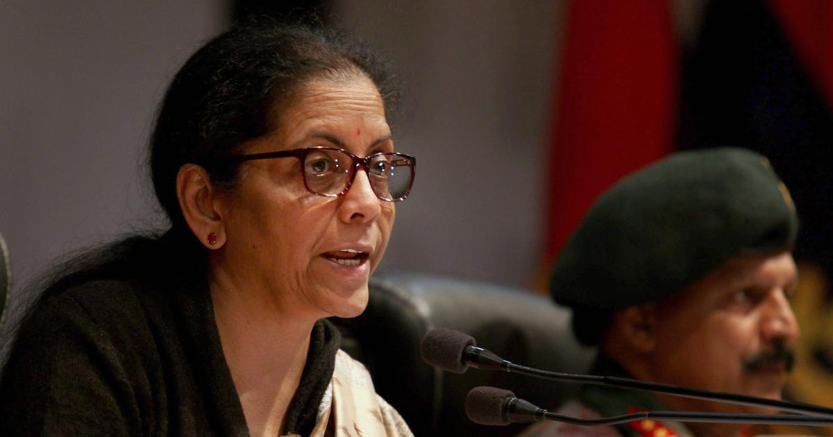 No grudge against Army officers for moving Supreme Court on AFSPA, says Nirmala Sitharaman