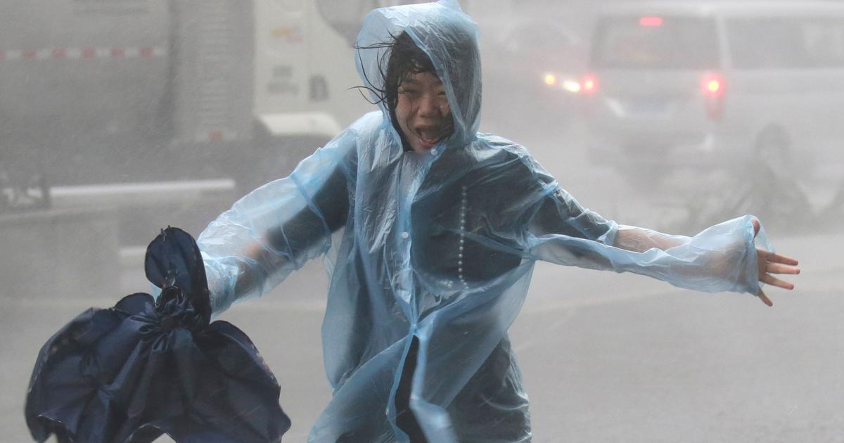 Over 2.4 million people evacuated as typhoon Mangkhut hits China, toll in Philippines rises to 64