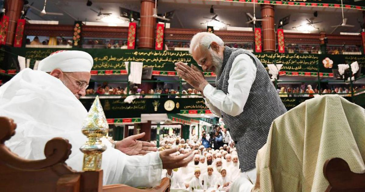 Modi's Muslim outreach, Rahul Gandhi's Hindu card: Will they be seen as more than mere tokenism?