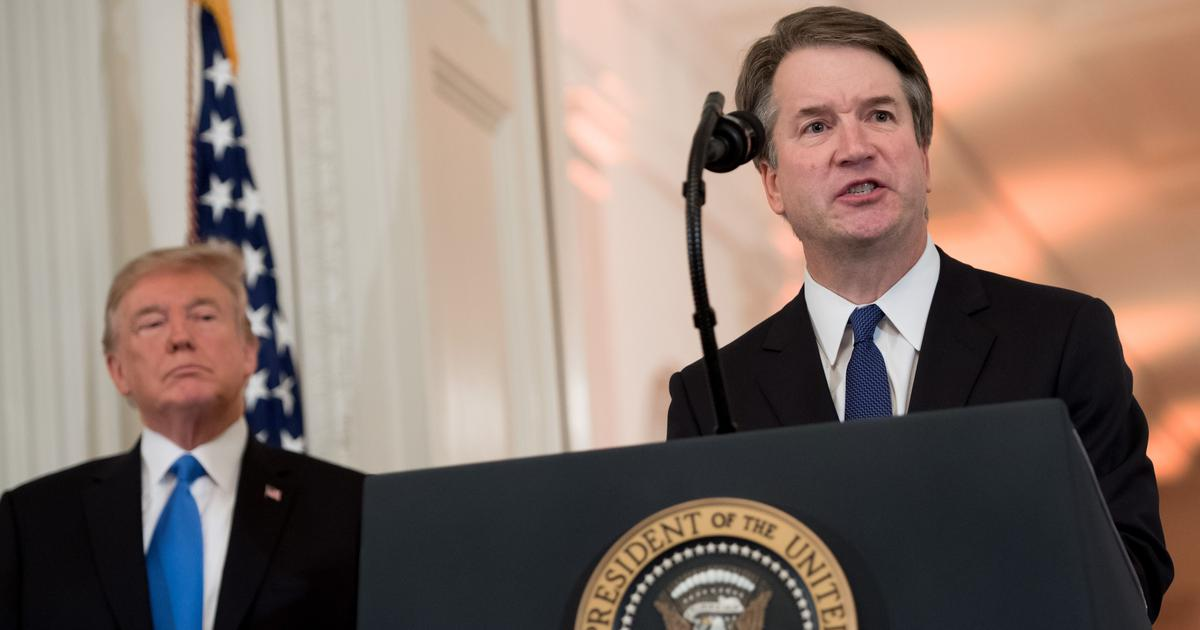 US: College professor speaks out about alleged sexual assault by Supreme Court nominee