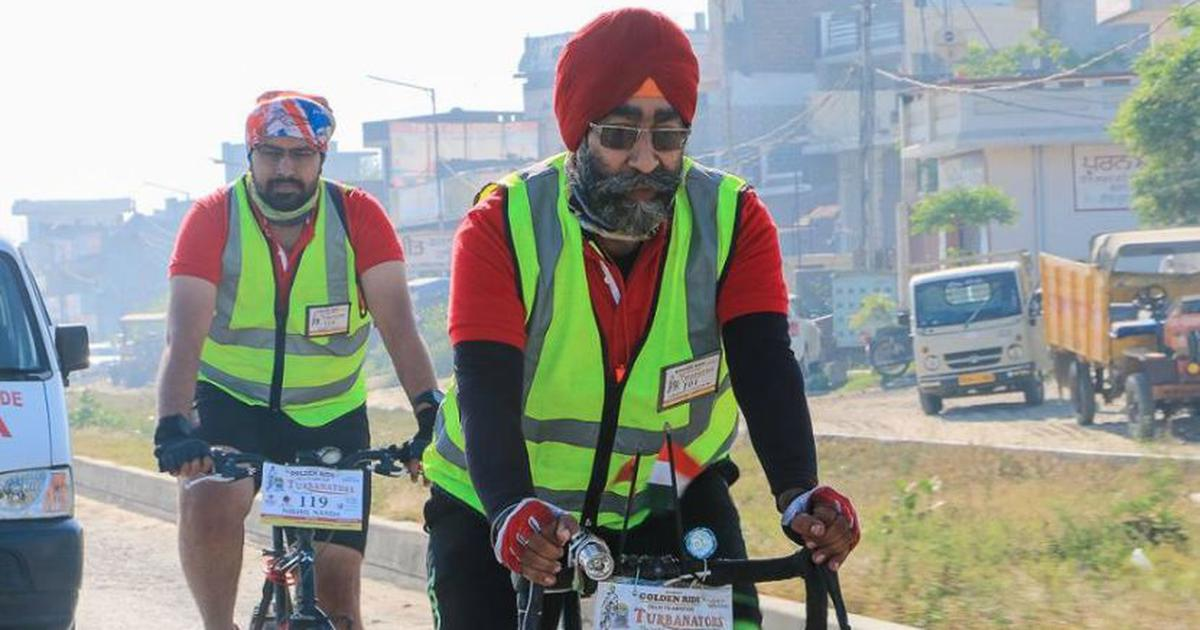 How a Sikh cyclist's legal battle against the helmet rule goes beyond matters of religion or safety