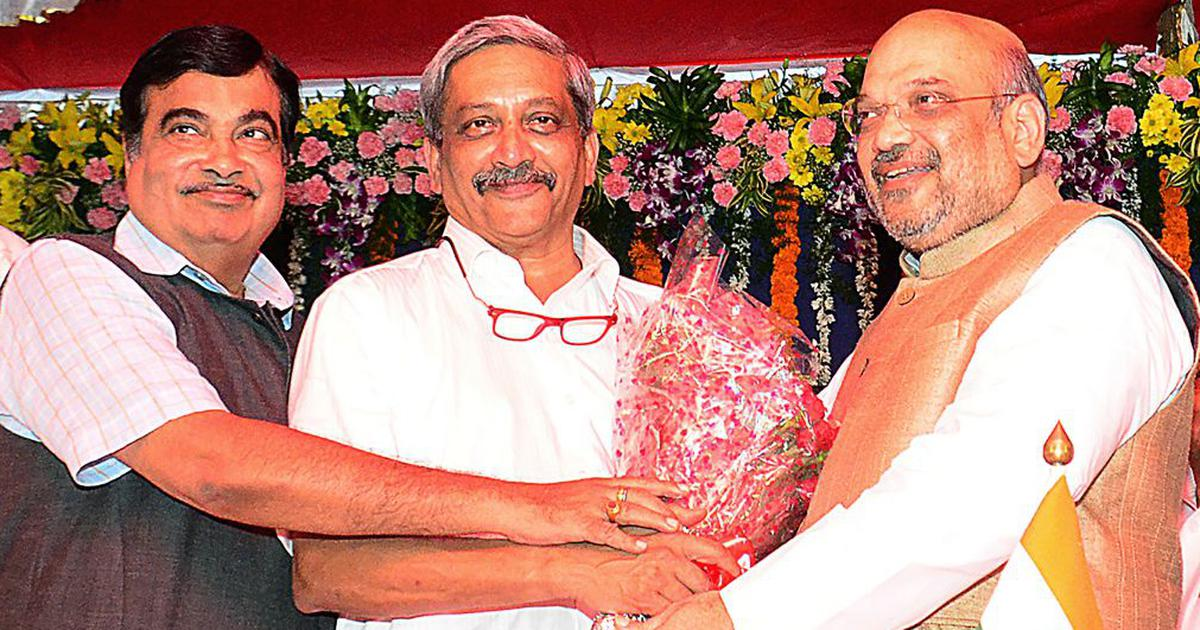 As Goa witnesses a tussle to replace Manohar Parrikar, all eyes are on Amit Shah