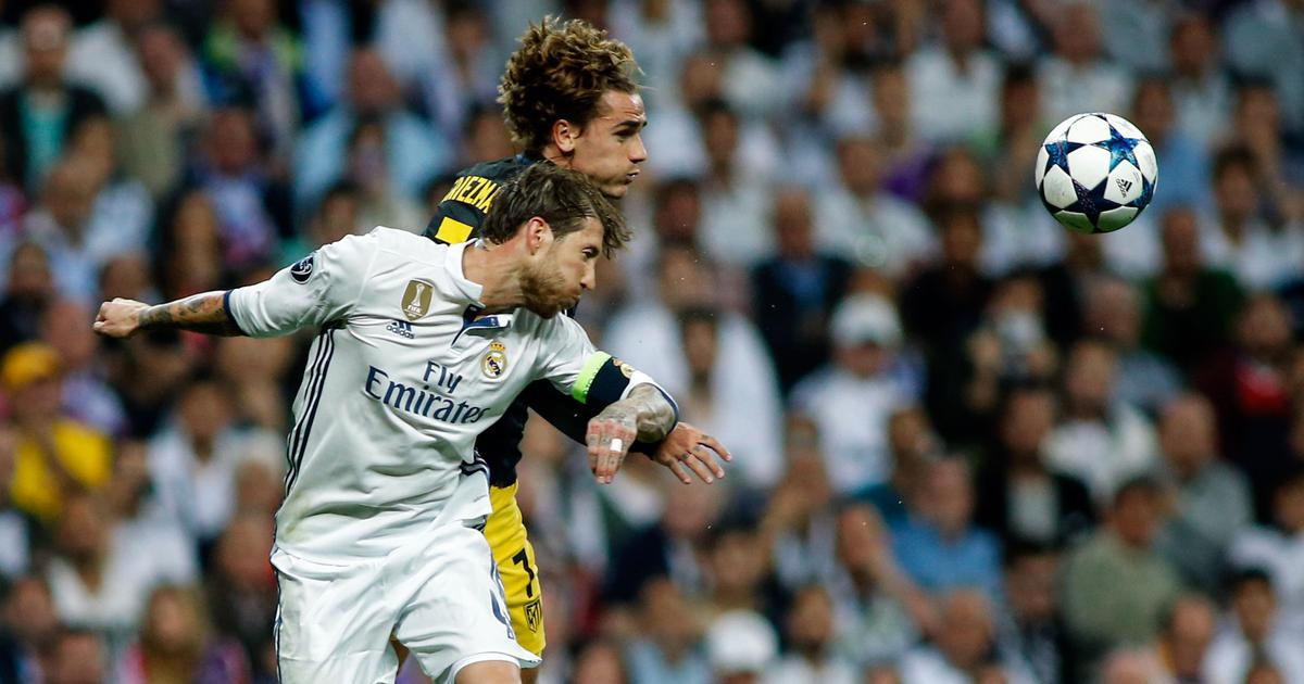Griezmann's ignorance makes him very bold, says Sergio Ramos after Frenchman's Ballon d'Or claim