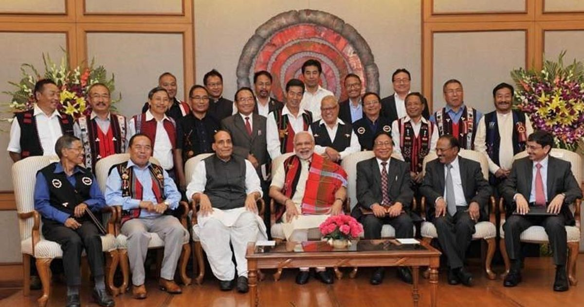 Will a change in the NSCN (K) leadership affect the Naga peace talks?