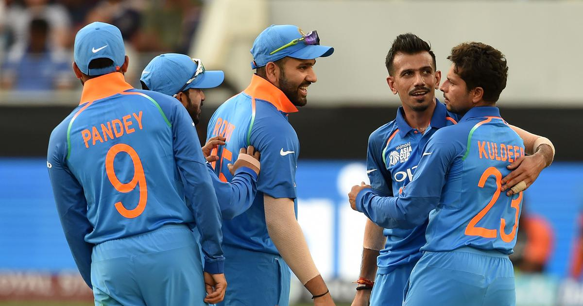 Asia Cup: Bhuvneshwar, Kedar star as India rout Pakistan by eight wickets