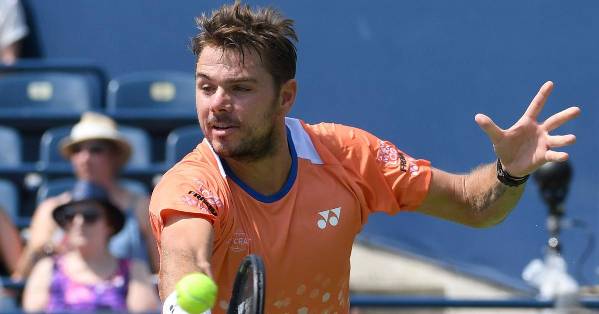 St Petersburg Open: Wawrinka topples Khachanov to reach quarters, Fognini knocked out