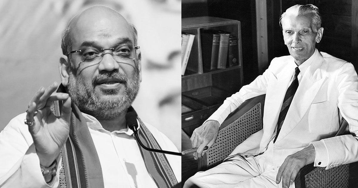Why Ramachandra Guha is wrong to compare Jinnah with Amit Shah