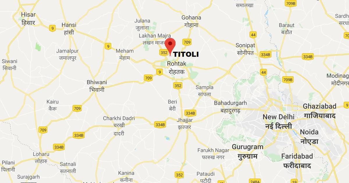 Haryana: Rohtak village tells its Muslim residents to choose Hindu names, not wear skull caps