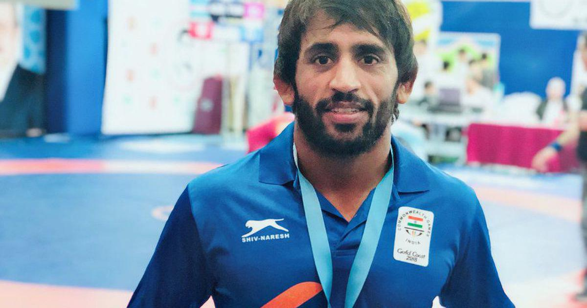 Will move court if I don't get favourable reply from sports ministry: Bajrang on Khel Ratna snub