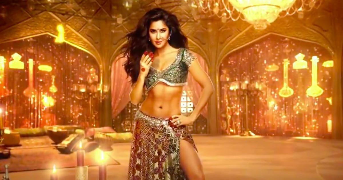 First look: Katrina Kaif as Suraiyya from 'Thugs of Hindostan'